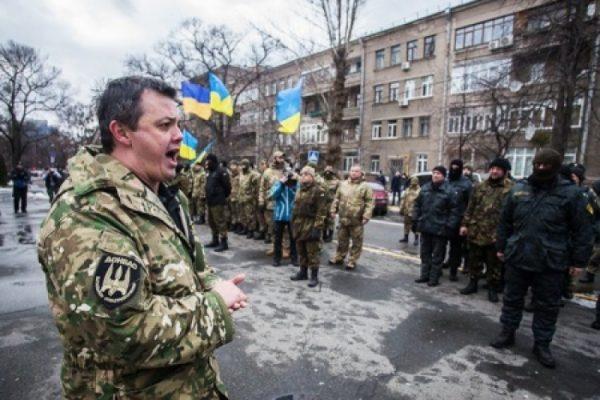 Новая блокада: герой АТО Семен Семенченко готов штурмовать Бурштынскую ТЭС