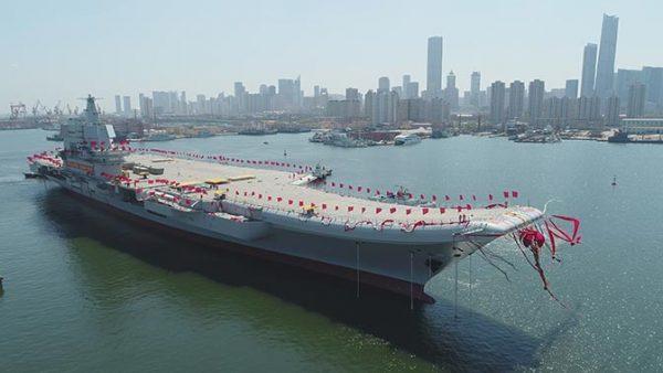 Битва авианосцев: что строят Россия, США, Китай и Индия