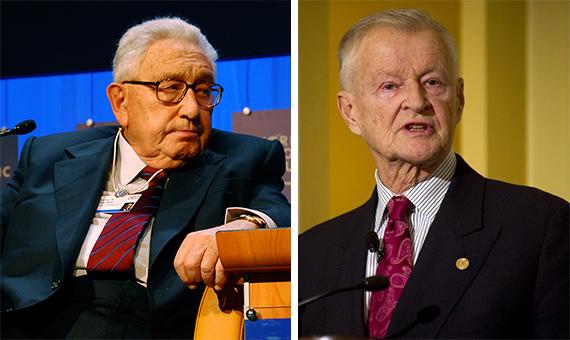 Может России и США пора прислушаться к Киссинджеру и Бжезинскому?