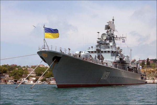 Он не заслужил этой судьбы. Некролог флагману украинского флота