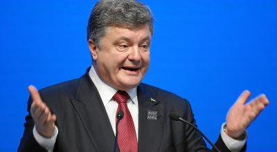 Три дня Порошенко: уровень неадекватности растет с чудовищной скоростью