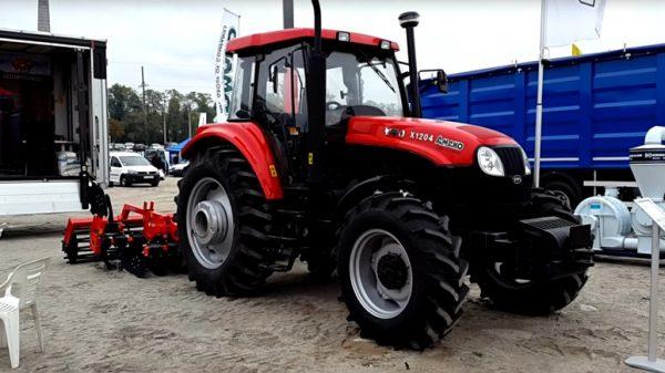 Китай продаёт России тракторы с советскими корнями