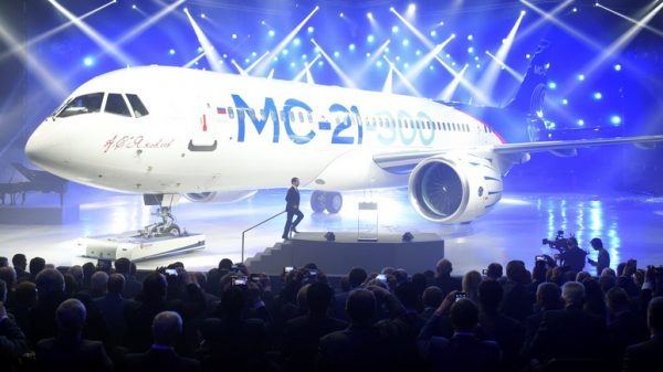 МС-21 ожидает жёсткая конкуренция
