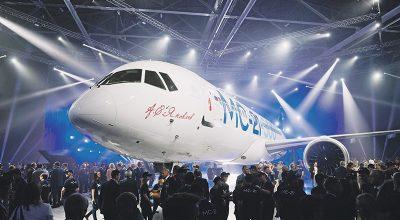 Конкурент Boeing и Airbus расправляет крылья: В мае МС-21 впервые взлетит