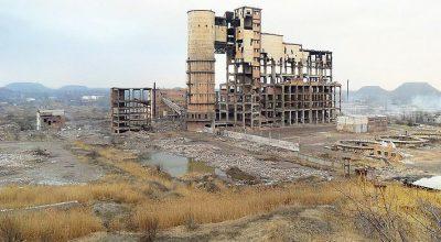 Украина превращает Донбасс в бесплодную степь