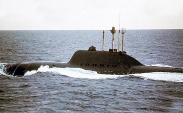 Страх в НАТО: NI рассказал о советской подлодке «обгоняющей торпеды»