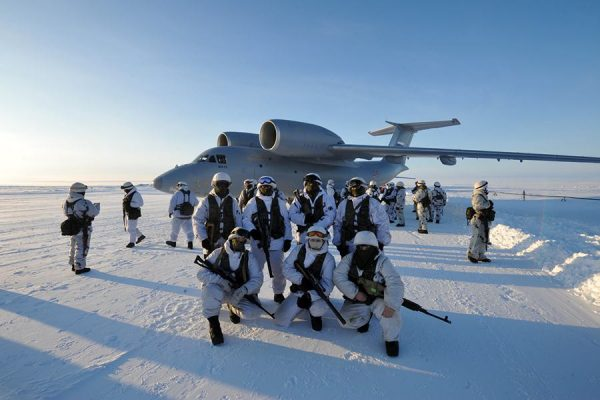 Береговая охрана США боится российских военных в Арктике