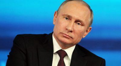 Путин привезет в Китай