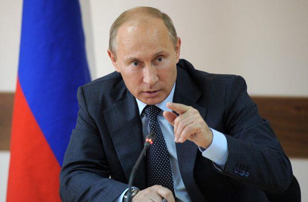 Путин дал «майские указы» Меркель и Эрдогану