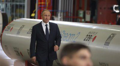 Почему Путин молчал о газе?