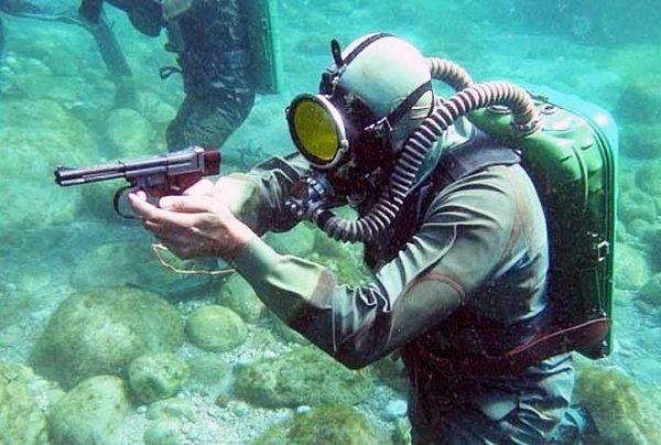Подводные диверсанты защищают российскую базу в сирийском Тартусе