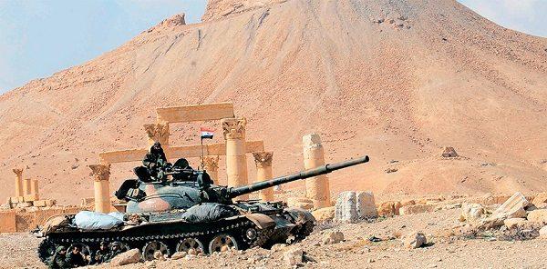 Россия решила основные задачи сирийской кампании