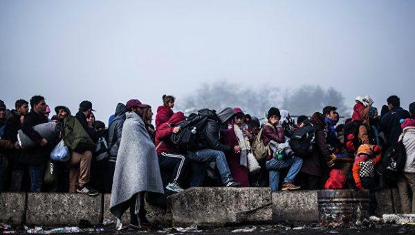Беженцы: сумерки Европы