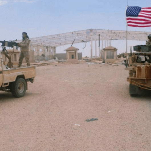 США проигрывают войну в Сирии: подконтрольные боевики снова подвели