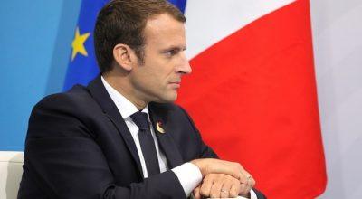 Макрон рассказал о переменах в сотрудничестве с РФ по Сирии