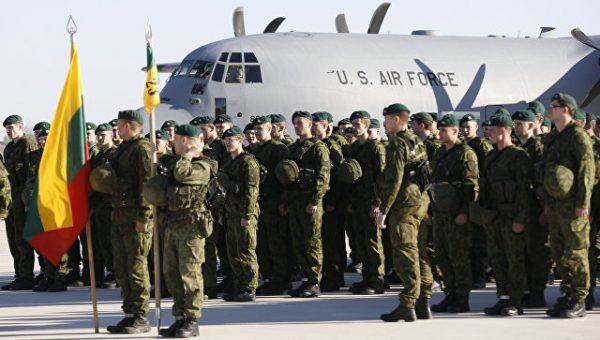 НАТО строит отвлекающую мишень в Европе для ядерного удара России