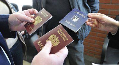 Киев взволнован скорым превращением своих граждан в россиян