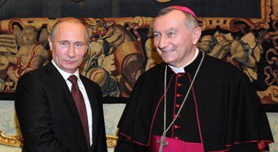 Кардинал из Ватикана едет в Москву готовить прием папы римского