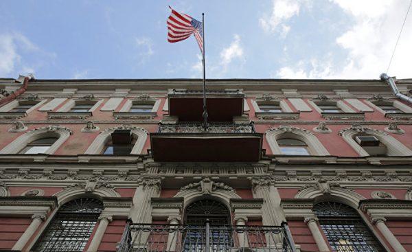Как я работала в посольстве США в Москве