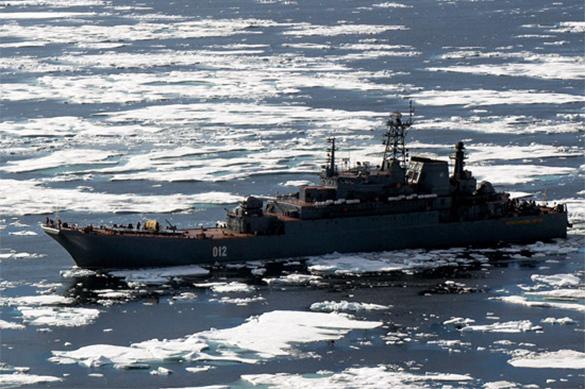 Лед и пламень: с чем Россия уходит в бой за Арктику