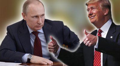 Благодарностью за высылку дипломатов Трамп посылает России сразу два сигнала