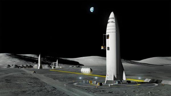 Илон Маск представил Big F@cking Rocket