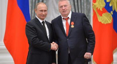 Почему к 2018-му Жириновского настойчиво проталкивают на второе место