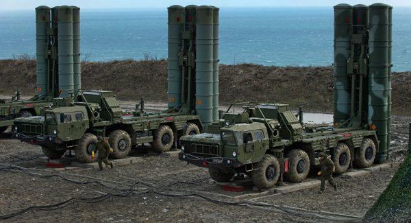 Анкара объяснила необходимость закупки С-400 у России