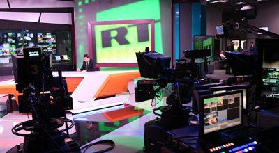 Обвиняй Россию: Запад не видит проблемы с RT, но возмущен ответом России
