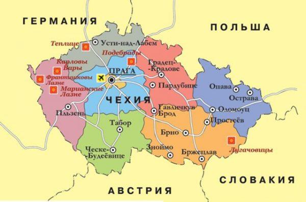 """Россия подключит Чехию к """"Северному потоку-2"""""""