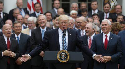 BuzzFeed: в окружении Трампа не всем по душе его новая встреча с Путиным