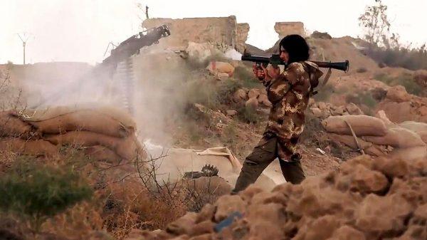На горле бармалеев из ИГИЛ сомкнулись крокодильи челюсти