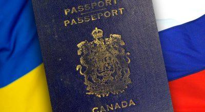 Украинцы России поставили на место «демократа» с канадским паспортом