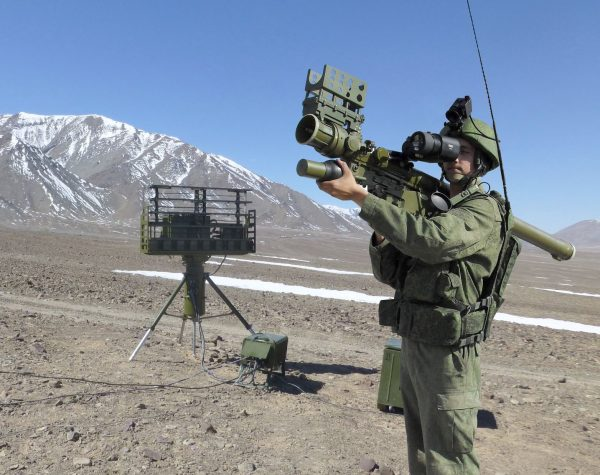 Оружие-2017: какую технику получила армия России