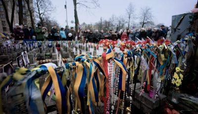 Лёд тронулся: украинцам расскажут правду об убийстве