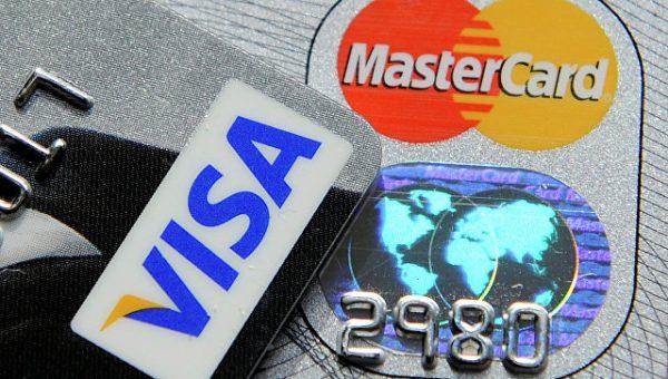"""Visa и Mastercard были исключены из ассоциации """"Финтех"""""""