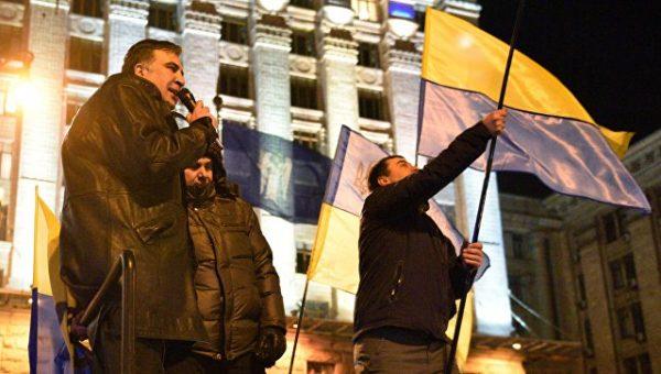 В Киеве все возможно. Быть ли Саакашвили гетманом Украины?