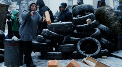 Цугцванг по-киевски: Порошенко сам приближает новый «майдан»