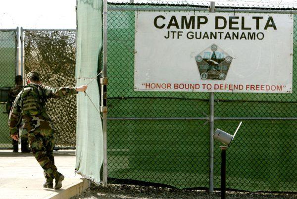 Тюрьма Гуантанамо, Куба Reuters