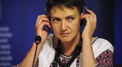 Здравствуй, Чудо-Юдо: Сеть высмеяла Надежду Савченко на новогоднем утреннике