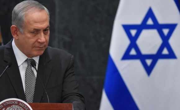 Трамп стал президентом с помощью президента Израиля Нетаньяху