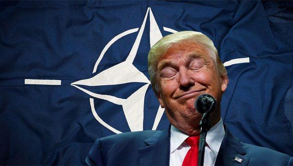 Почему Трамп не выполнил обещание похоронить НАТО?