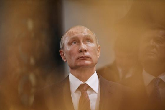 """Neue Zürcher Zeitung: """"Путин - это тефлоновый президент"""""""