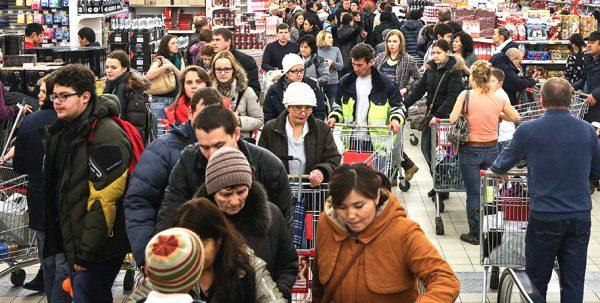 Росстат: Уровень жизни россиян продолжает снижаться
