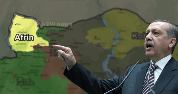 Что Турции понадобилось в Африне?