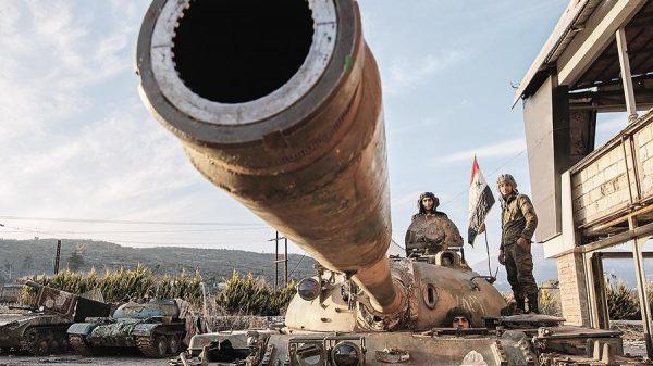 Сирийским террористам готовят новый котел