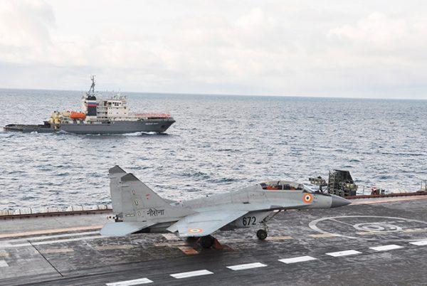 Русские в «стране контрастов»: зачем Индии нужны палубные МиГ-29