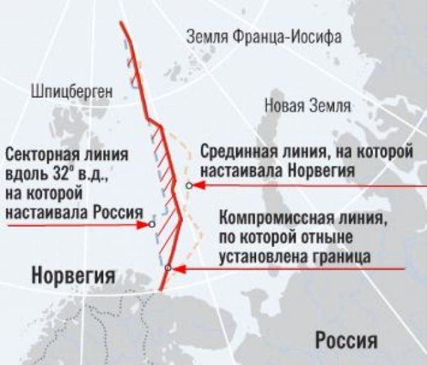 Плоды уступок в Баренцевом море: как Норвегия пользуется ошибкой России