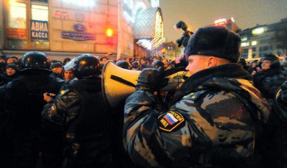 Россия официально обвинила США в подготовке Майдана-2018