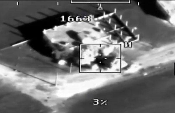 Уничтожение боевиков, обстрелявших авиабазу Хмеймим 31 декабря 2017 года. Фото: пресс-служба Министерства обороны РФ/ТАСС